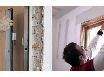 На каком этапе ремонта устанавливать входные двери в Киеве?