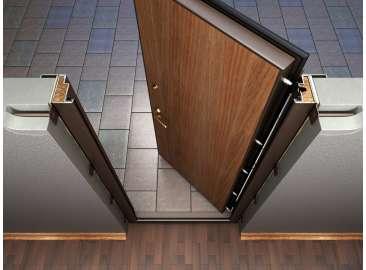 Установка входных дверей своими руками: этапы и профессиональные секреты