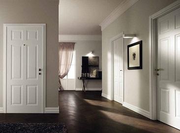 Выбираем межкомнатные двери: 5 отличий между шпоном и экошпоном